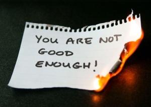 overcoming feelings of inadequacy