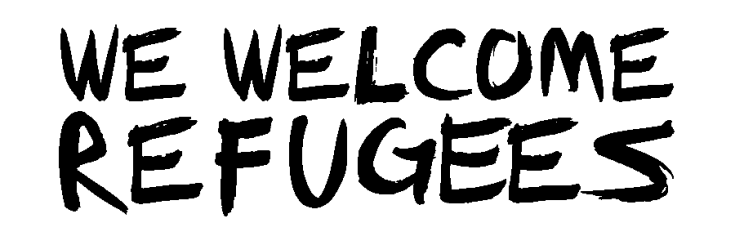 WeWelcomeRefugees100k