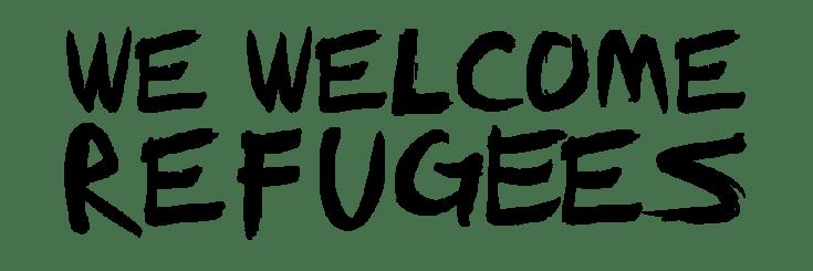 WeWelcomeRefugees100k